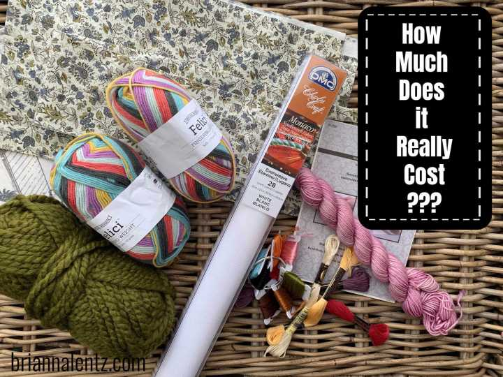 Let's Start Talking About Crafts and Costs