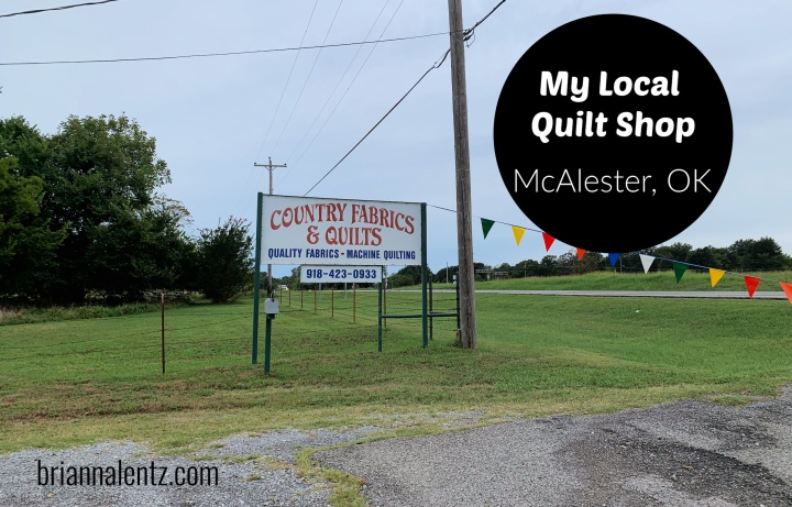Country Fabrics and Quilts in McAlester Oklahoma – My Local Quilt Shop