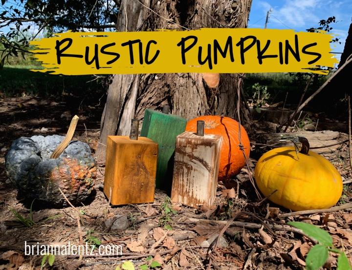 Rustic Pumpkins and Gourds