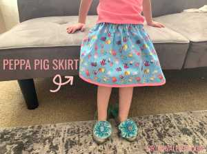 Peppa Pig Skirt Main