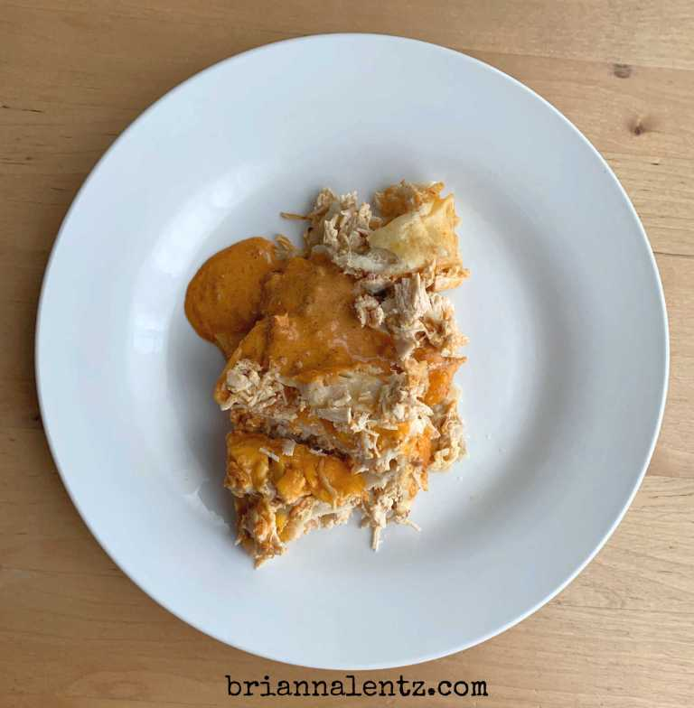 Chipotle Chicken Enchiladas 4