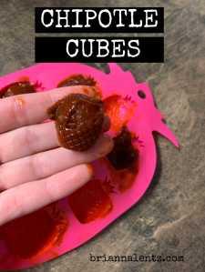 Chipotle Cubes 2