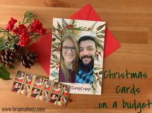 Christmas Card 2019 Image 1