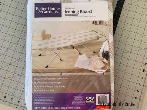 Foldable Ironing Board 2