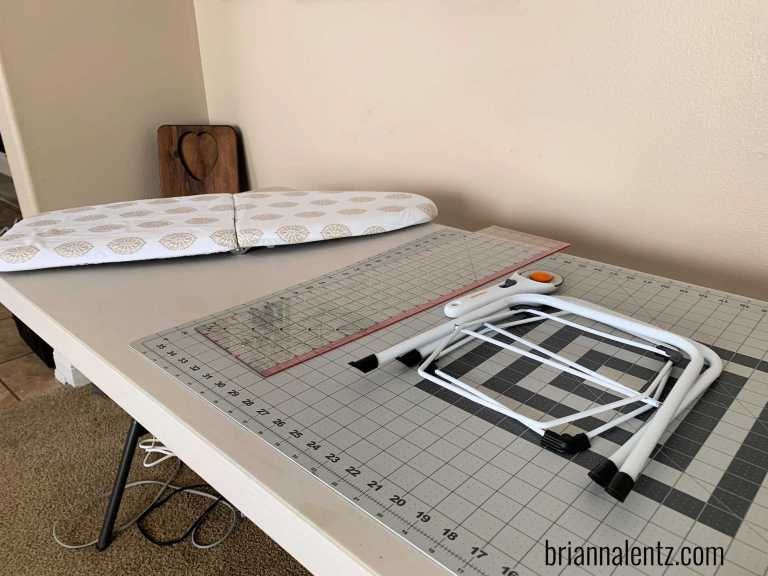 Foldable Ironing Board 4